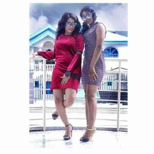 Iyabo Ojo And Priscilla Ajoke, Her Daughter Look Hot In New Adorable Photos